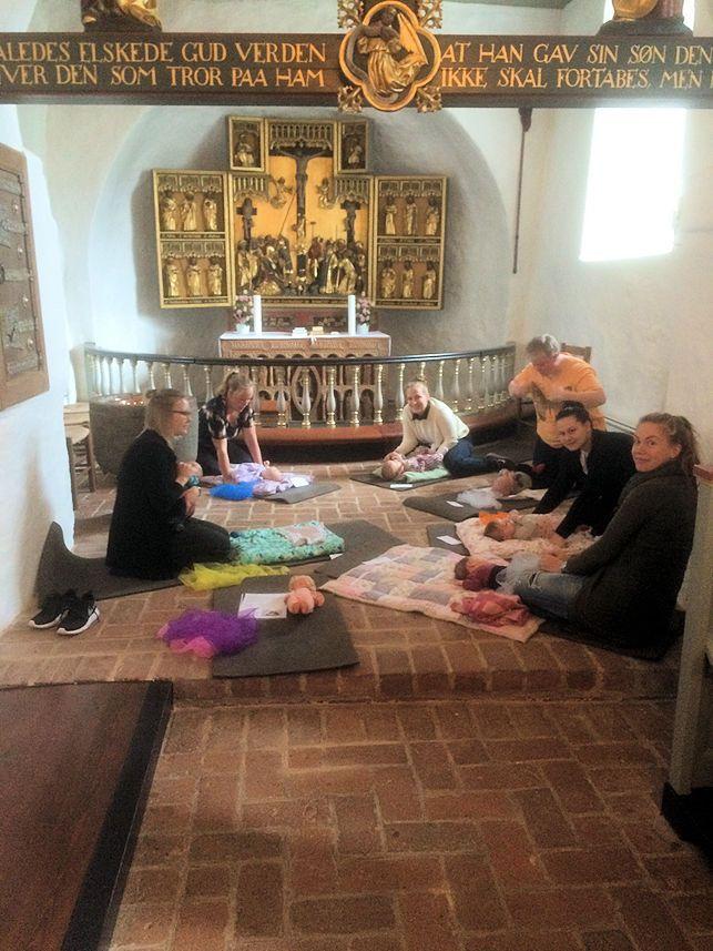 Bekjent samvær Wittenberg